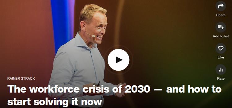 Avant 2030, se préparer à la véritable guerre des talents